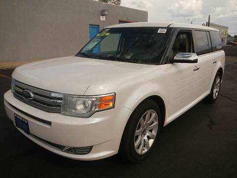 2010 Ford Flex for sale at DPM Motorcars in Albuquerque NM