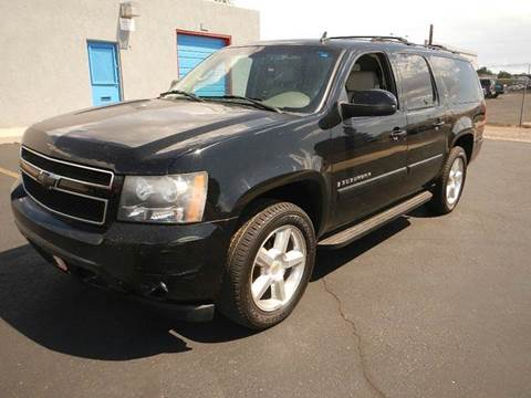 2007 Chevrolet Suburban for sale at DPM Motorcars in Albuquerque NM