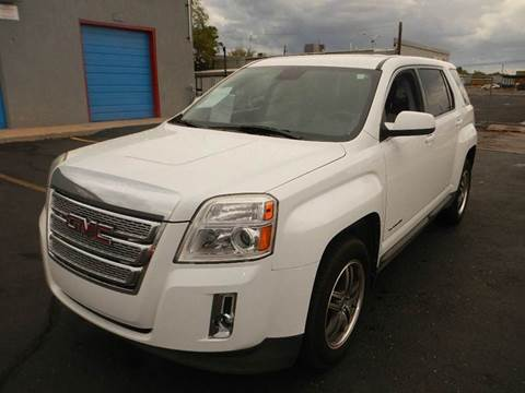 2012 GMC Terrain for sale at DPM Motorcars in Albuquerque NM