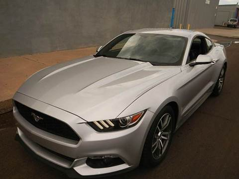 2015 Ford Mustang for sale at DPM Motorcars in Albuquerque NM