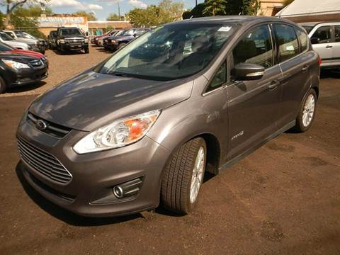 2013 Ford C-MAX Hybrid for sale at DPM Motorcars in Albuquerque NM
