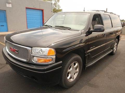 2002 GMC Yukon XL for sale at DPM Motorcars in Albuquerque NM
