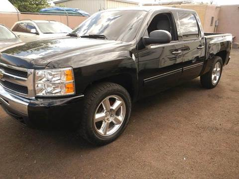 2009 Chevrolet Silverado 1500 for sale at DPM Motorcars in Albuquerque NM