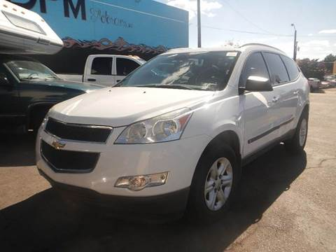 2010 Chevrolet Traverse for sale at DPM Motorcars in Albuquerque NM