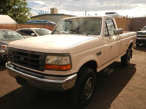 1993 Ford F-250 for sale at DPM Motorcars in Albuquerque NM