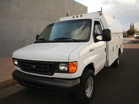 2007 Ford E-Series Cargo for sale at DPM Motorcars in Albuquerque NM