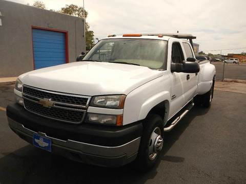 2005 Chevrolet Silverado 3500 for sale at DPM Motorcars in Albuquerque NM