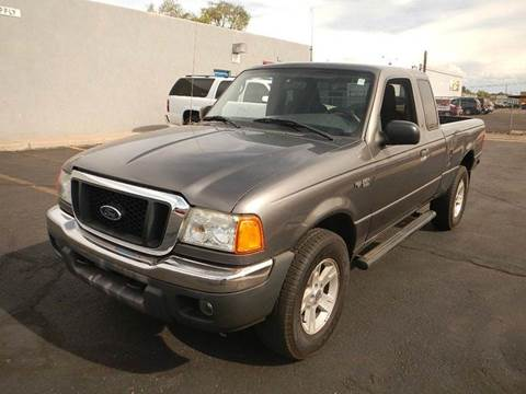 2005 Ford Ranger for sale at DPM Motorcars in Albuquerque NM