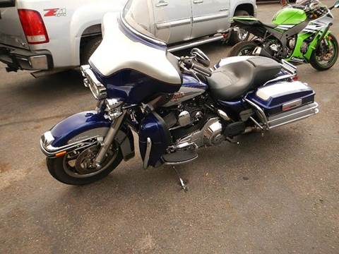 2006 Harley-Davidson Ultra Classic Electra Glide for sale at DPM Motorcars in Albuquerque NM