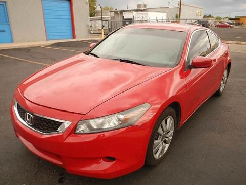 2010 Honda Accord for sale at DPM Motorcars in Albuquerque NM