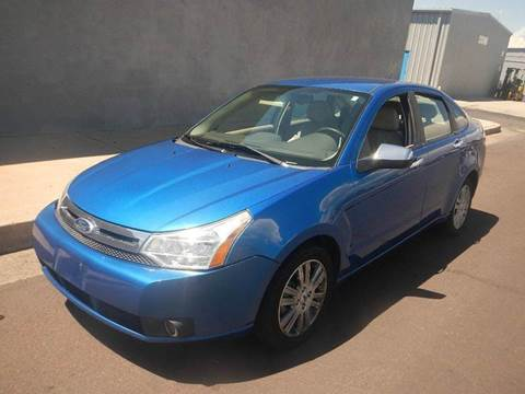 2010 Ford Focus for sale at DPM Motorcars in Albuquerque NM