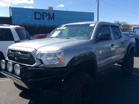 2014 Toyota Tacoma for sale at DPM Motorcars in Albuquerque NM