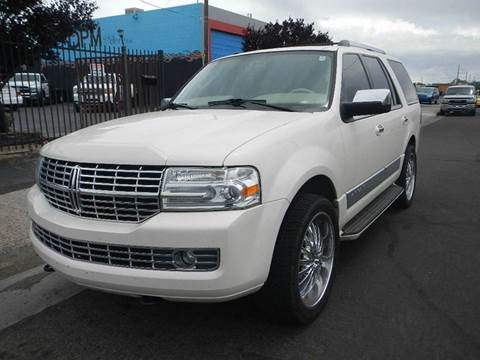 2007 Lincoln Navigator for sale at DPM Motorcars in Albuquerque NM