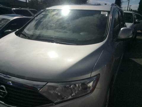 2012 Nissan Quest for sale at DPM Motorcars in Albuquerque NM