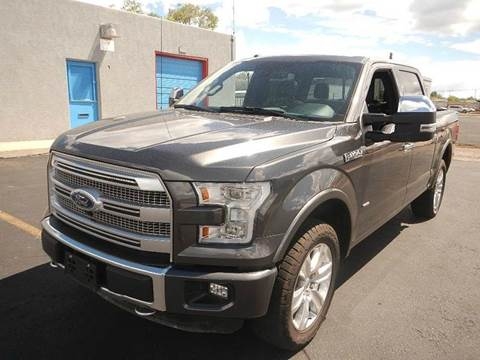 2015 Ford F-150 for sale at DPM Motorcars in Albuquerque NM