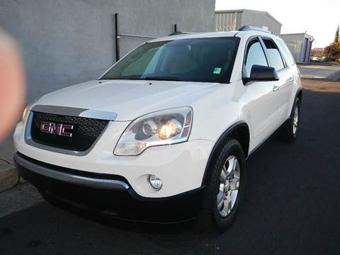 2011 GMC Acadia for sale at DPM Motorcars in Albuquerque NM