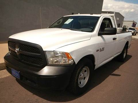 2014 RAM Ram Pickup 1500 for sale at DPM Motorcars in Albuquerque NM