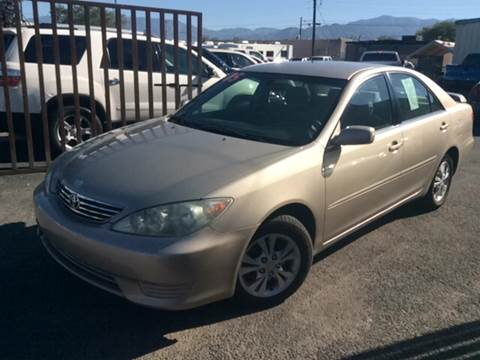 2005 Toyota Camry for sale at DPM Motorcars in Albuquerque NM