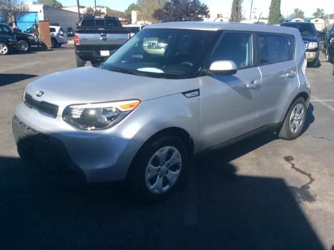 2015 Kia Soul for sale at DPM Motorcars in Albuquerque NM