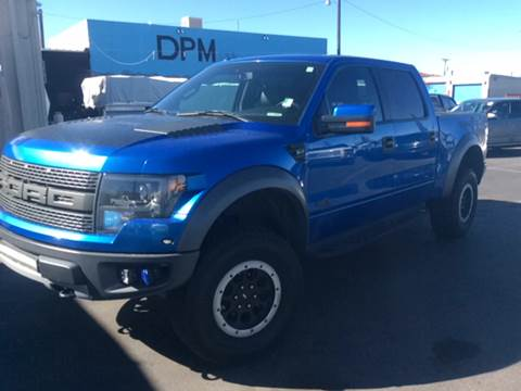 2014 Ford F-150 for sale at DPM Motorcars in Albuquerque NM