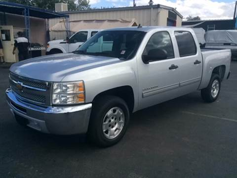 2013 Chevrolet Silverado 1500 for sale at DPM Motorcars in Albuquerque NM