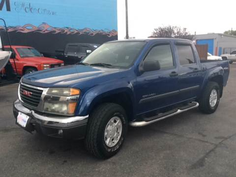 2005 GMC Canyon for sale at DPM Motorcars in Albuquerque NM