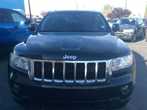 2011 Jeep Grand Cherokee for sale at DPM Motorcars in Albuquerque NM