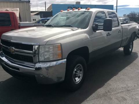 2008 Chevrolet Silverado 3500HD for sale at DPM Motorcars in Albuquerque NM