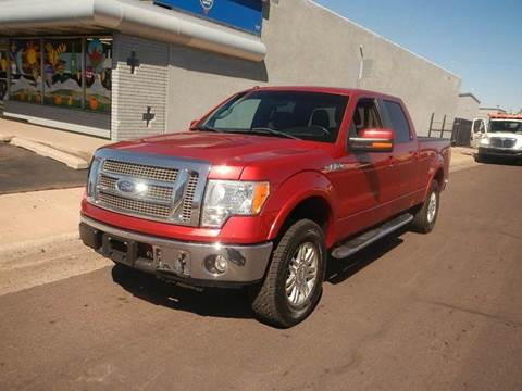 2010 Ford F-150 for sale at DPM Motorcars in Albuquerque NM