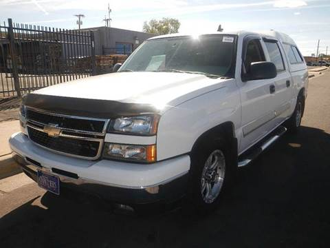 2006 Chevrolet Silverado 1500 for sale at DPM Motorcars in Albuquerque NM