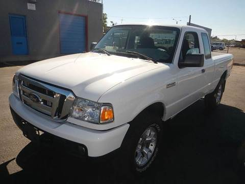 2007 Ford Ranger for sale at DPM Motorcars in Albuquerque NM