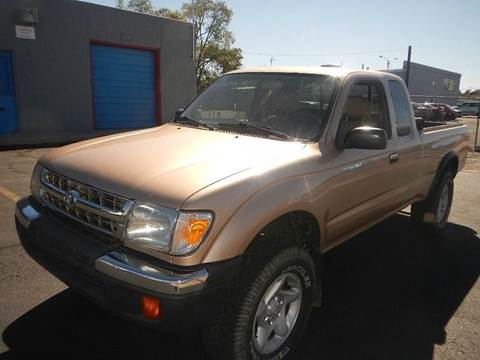 1999 Toyota Tacoma for sale at DPM Motorcars in Albuquerque NM