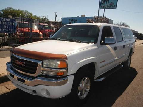 2004 GMC Sierra 1500 for sale at DPM Motorcars in Albuquerque NM