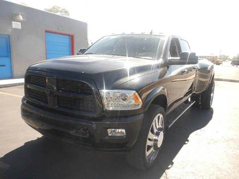 2015 RAM Ram Pickup 3500 for sale at DPM Motorcars in Albuquerque NM