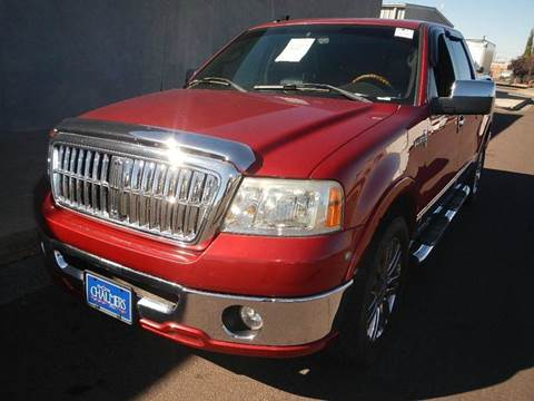 2008 Lincoln Mark LT for sale at DPM Motorcars in Albuquerque NM