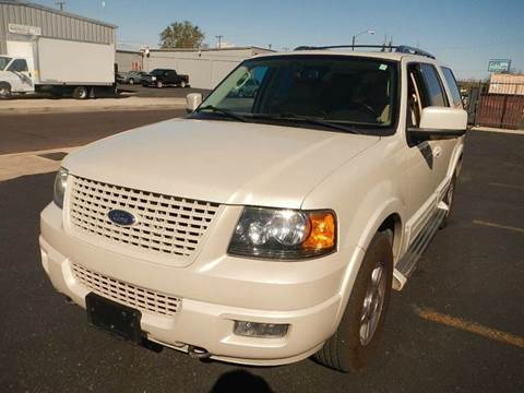 2006 Ford Expedition for sale at DPM Motorcars in Albuquerque NM