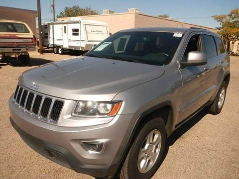 2014 Jeep Grand Cherokee for sale at DPM Motorcars in Albuquerque NM