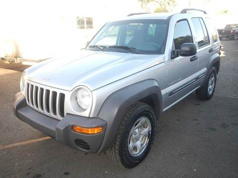 2003 Jeep Liberty for sale at DPM Motorcars in Albuquerque NM