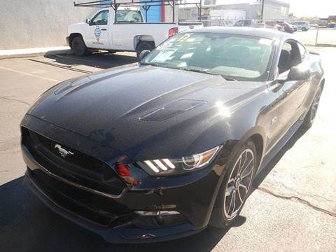 2016 Ford Mustang for sale at DPM Motorcars in Albuquerque NM