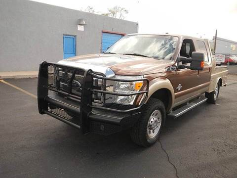 2011 Ford F-250 Super Duty for sale at DPM Motorcars in Albuquerque NM