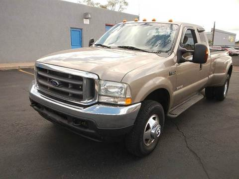2004 Ford F-350 Super Duty for sale at DPM Motorcars in Albuquerque NM
