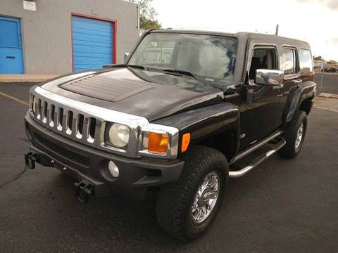 2007 HUMMER H3 for sale at DPM Motorcars in Albuquerque NM