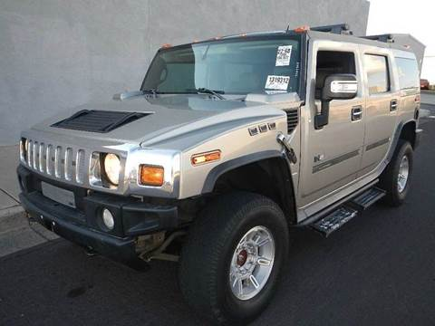2006 HUMMER H2 for sale at DPM Motorcars in Albuquerque NM