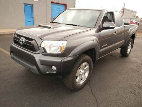 2012 Toyota Tacoma for sale at DPM Motorcars in Albuquerque NM