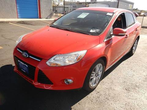 2012 Ford Focus for sale at DPM Motorcars in Albuquerque NM