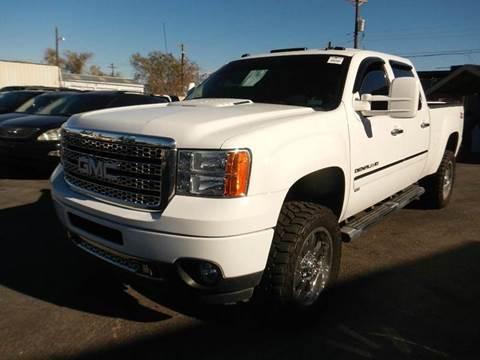 2013 GMC Sierra 2500HD for sale at DPM Motorcars in Albuquerque NM
