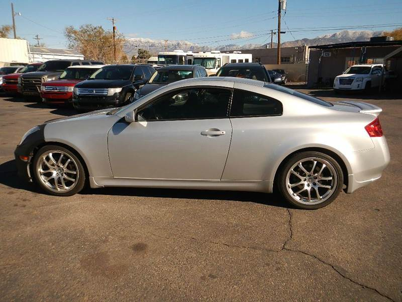 2006 infiniti g35 coupe manual mpg