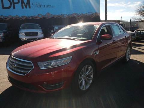 2013 Ford Taurus for sale at DPM Motorcars in Albuquerque NM