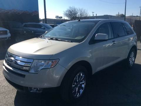 2007 Ford Edge for sale at DPM Motorcars in Albuquerque NM