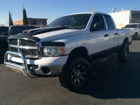 2004 Dodge Ram Pickup 2500 for sale at DPM Motorcars in Albuquerque NM